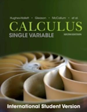 Hughes-Hallett, D: Calculus