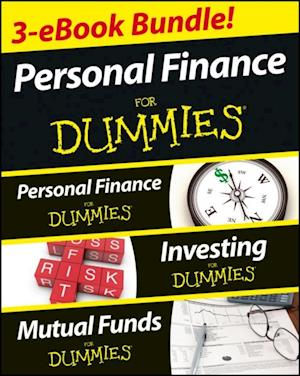 Personal Finance For Dummies Three eBook Bundle: Personal Finance For Dummies, Investing For Dummies, Mutual Funds For Dummies af Eric Tyson
