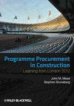 Programme Procurement in Construction af John Mead
