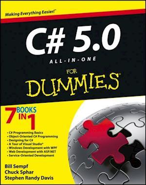 C# 5.0 All-in-One For Dummies af Stephen R Davis