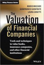 The Valuation of Financial Companies (Wiley Finance Series)