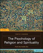 The Psychology of Religion and Spirituality af Timothy Sisemore