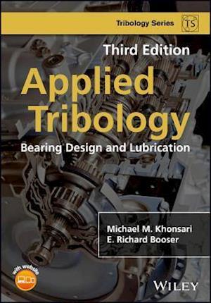 Bog, hardback Applied Tribology af Michael M. Khonsari