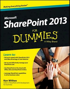 SharePoint 2013 For Dummies af Ken Withee