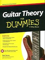 Guitar Theory for Dummies af Consumer Dummies