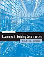 Exercises in Building Construction af Edward Allen