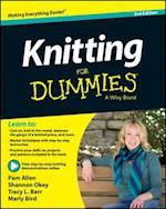 Knitting For Dummies af Pam Allen