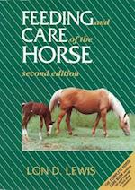 Feeding and Care of the Horse af Lon D. Lewis