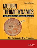 Modern Thermodynamics af Ilya Prigogine