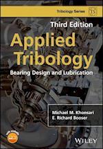 Applied Tribology af Michael M. Khonsari, E. Richard Booser