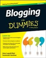 Blogging for Dummies (For dummies)