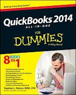 Quickbooks 2014 All-in-One for Dummies (For dummies)