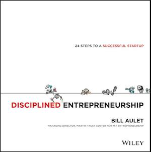 Disciplined Entrepreneurship af Bill Aulet