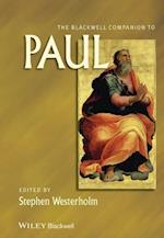 The Blackwell Companion to Paul (Wiley-Blackwell Companions to Religion)