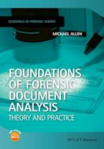 Foundations of Forensic Document Analysis af Michael J. Allen