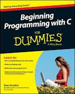 Beginning Programming with C for Dummies (For dummies)