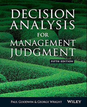 Bog, paperback Decision Analysis for Management Judgment af Paul Goodwin