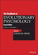 Handbook of Evolutionary Psychology, Volume 1 af David M. Buss