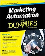 Marketing Automation for Dummies (For dummies)