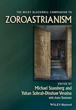 Wiley-Blackwell Companion to Zoroastrianism (Wiley-Blackwell Companions to Religion)