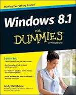 Windows 8.1 for Dummies (For dummies)