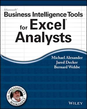 Microsoft Business Intelligence Tools for Excel Analysts af Michael Alexander