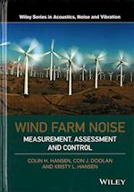 Wind Farm Noise (Wiley Series in Acoustics Noise and Vibration)
