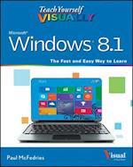 Teach Yourself Visually Windows 8.1 (Teach Yourself Visually)