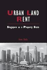 Urban Land Rent (Studies in Urban and Social Change)