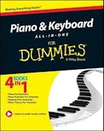 Piano and Keyboard All-in-one For Dummies af Consumer Dummies