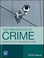 Prevention of Crime af Delbert Elliott, Abigail Fagan