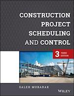Construction Project Scheduling and Control af Saleh A Mubarak