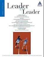 Leader to Leader (LTL), Volume 72, Spring 2014 af Ltl