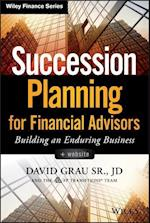 Succession Planning for Financial Advisors (Wiley Finance)