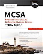 MCSA Windows Server 2012 R2 Configuring Advanced Services