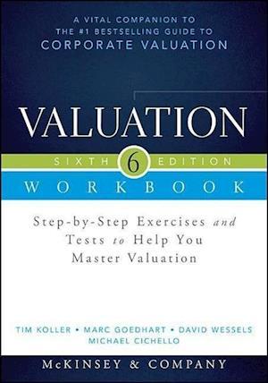 Bog, paperback Valuation Workbook, Sixth Edition af Company, McKinsey