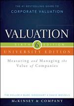 Valuation af McKinsey, Company Inc.
