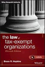 Law of Tax-Exempt Organizations (Wiley Nonprofit Authority)