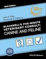 Blackwell's Five-Minute Veterinary Consult (Blackwell's Five-minute Veterinary Consult)