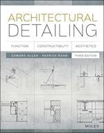 Architectural Detailing af Edward Allen