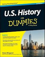 U. S. History for Dummies af Consumer Dummies