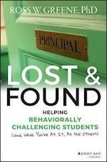 Lost and Found (J-B Ed: Reach and Teach)