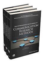 The International Encyclopedia of Communication Research Methods (ICAZ Wiley Blackwell ICA International Encyclopedias of Communication)