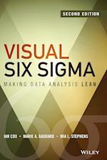 Visual Six Sigma (Wiley and Sas Business Series)
