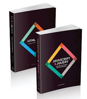 Bog, paperback Web Design with HTML, CSS, JavaScript and Jquery Set af Jon Duckett