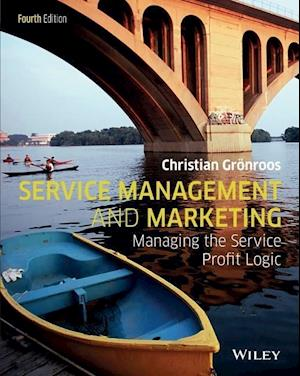Bog, paperback Service Management and Marketing af Christian Gronroos
