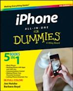 iPhone All-in-One for Dummies (For dummies)