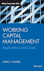 Working Capital Management (Wiley Corporate F&A)