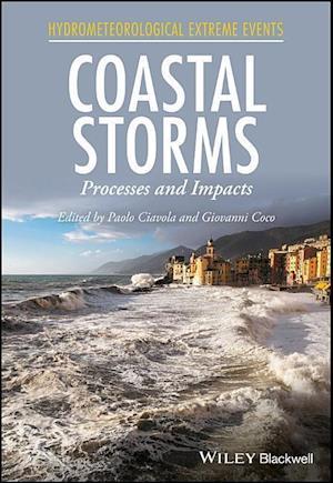 Bog, hardback Coastal Storms af Paolo Ciavola