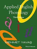 Applied English Phonology af Mehmet Yavas